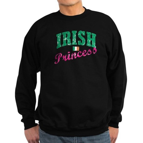 Irish Princess Sweatshirt (dark)