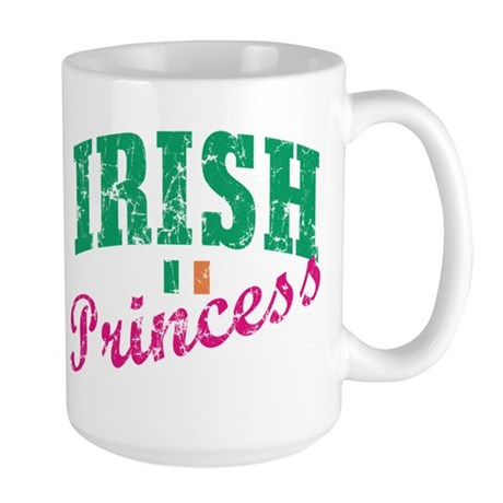 Irish Princess Large Mug
