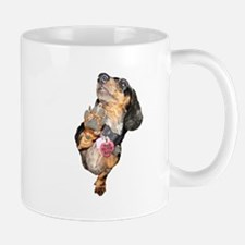 Talk to the Paw Mug