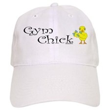 Gym Chick Baseball Cap