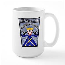 USS WILLIS A. LEE Mug