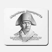 Napoleon Bonaparte 02 Mousepad
