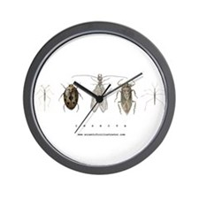 Insecta Wall Clock