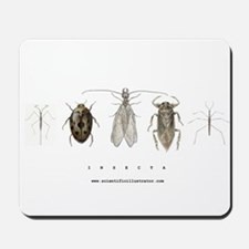 Insecta Mousepad