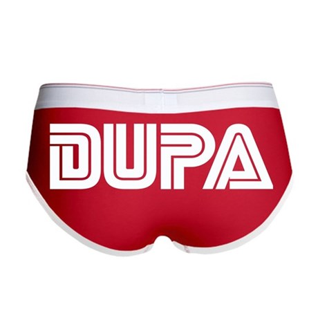 Dupa Women's Boy Brief