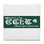 Big Celt Tile Coaster