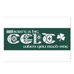 Big Celt Postcards (Package of 8)