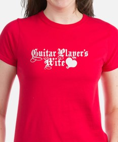 Guitar Player's Wife Tee