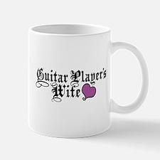 Guitar Player's Wife Mug