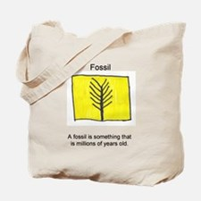 Fossil Science Fair Tote Bag