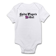 Guitar Player's Girl Infant Bodysuit
