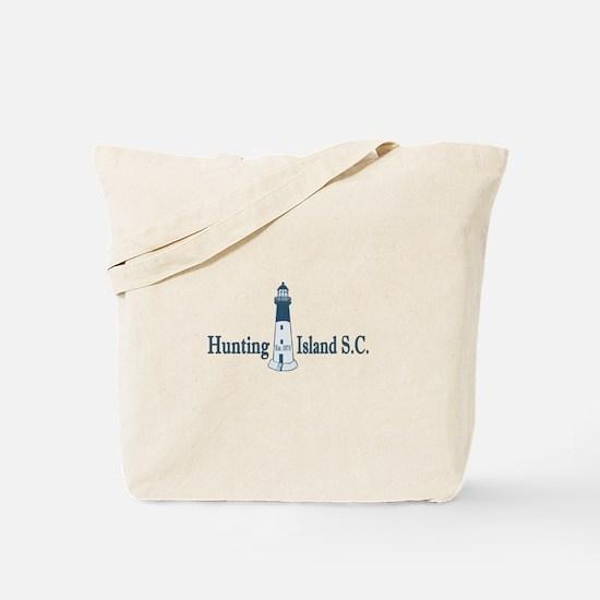 Hunting Island SC Tote Bag