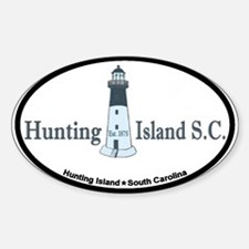 Hunting Island SC Decal
