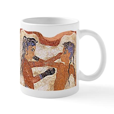Akrotiri Mug