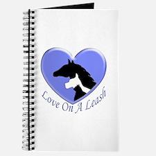 Love On A Leash Journal
