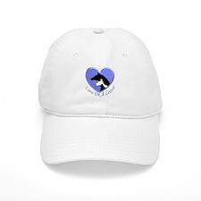 Love On A Leash Baseball Cap