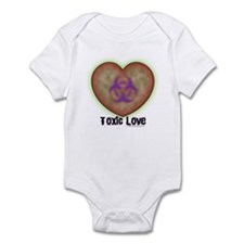 Toxic Love Infant Bodysuit