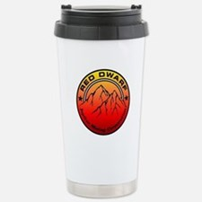Red Dwarf Stainless Steel Travel Mug