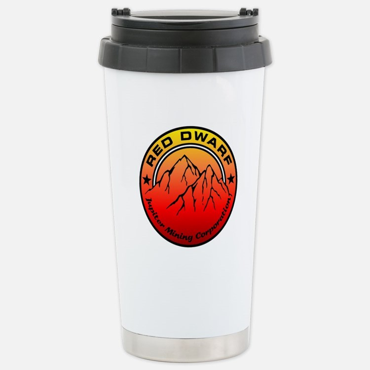 Red Dwarf Thermos Mug