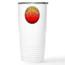 Red Dwarf Travel Mug
