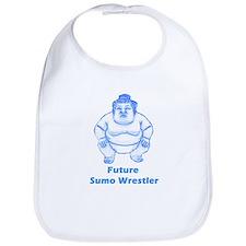 Future Sumo Wrestler Bib