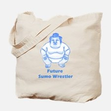 Future Sumo Wrestler Tote Bag