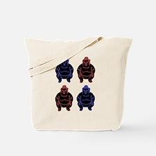 Four Sumos Tote Bag