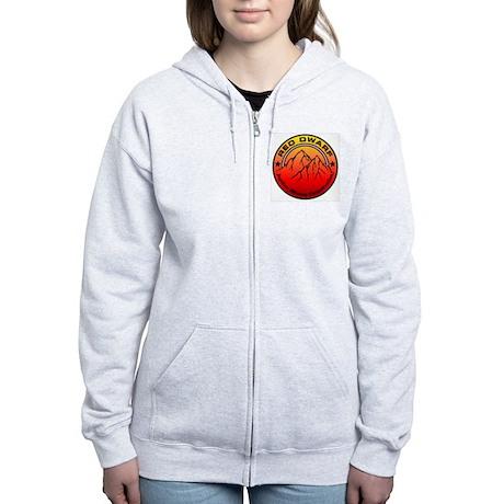 Red Dwarf Women's Zip Hoodie