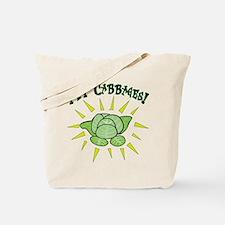 Cute Cabbage Tote Bag