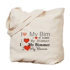 My Bimmer Tote Bag
