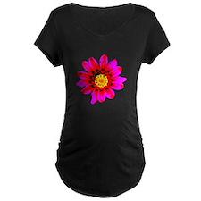 Pink Red Pop art Flower T-Shirt