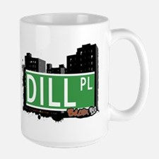 Dill Pl, Bronx, NYC Mug