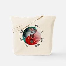 TaiChi Tote Bag