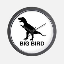 Dinosaur Big Bird Wall Clock
