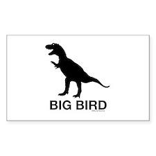 Dinosaur Big Bird Decal