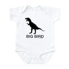 Dinosaur Big Bird Infant Bodysuit