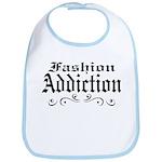 Fashion Addiction Bib