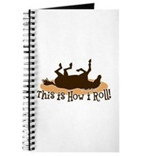 How I Roll Horse Journal