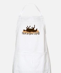 How I Roll Horse Apron