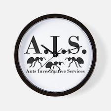 A.I.S. Wall Clock