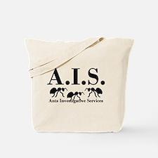 A.I.S. Tote Bag