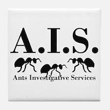 A.I.S. Tile Coaster