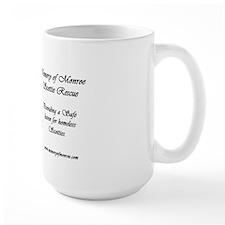 Scottie Rescue Memory of Monroe Mug