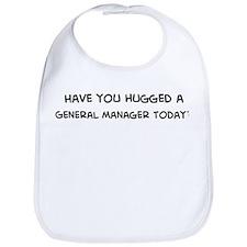 Hugged a General Manager Bib
