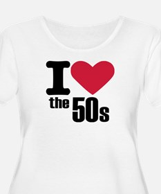 I love the 50's T-Shirt