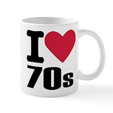 I love 70's Mug