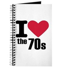I love the 70's Journal