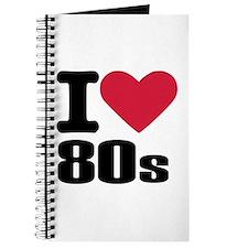 I love 80's Journal