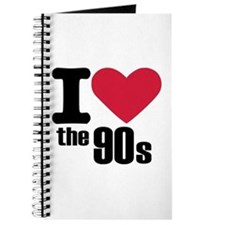 I love the 90's Journal