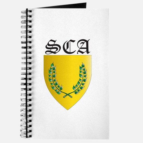SCA Office Badges MOY Journal